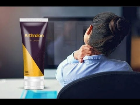 Arthrolon – kapky – Amazon – krém