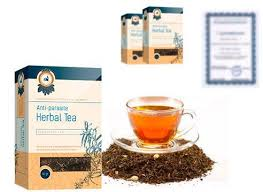 Herbal tea anti parasite – krém -akční – Amazon